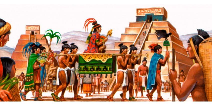 Связь древних ацтеков и израильских учёных