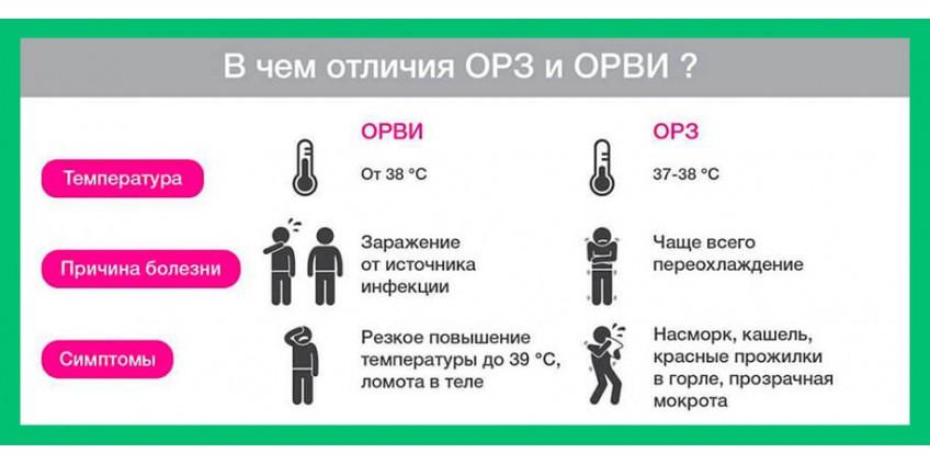 ОРВИ и ОРЗ: что должно быть для лечения  в домашней аптечке